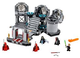 lego honda element lego star wars death star final duel revealed in full slashgear