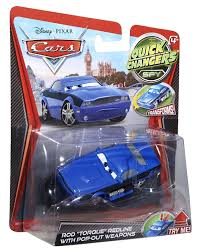 cars movie characters amazon com disney pixar cars 2 quick changers rod