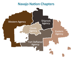 Navajo Reservation Map Service Territory U2013 Native Builders Llc