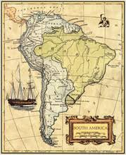 south america map buy buy map south america and get free shipping on aliexpress