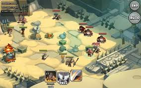 best turn based rpg android the sparta