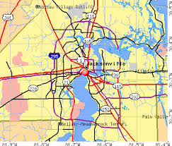Florida Map Of Cities And Counties Jacksonville Florida Fl Profile Population Maps Real Estate