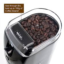 Mr Coffee Burr Mill Grinder Review Amazon Com Secura Scg 903b Automatic Electric Burr Coffee Grinder