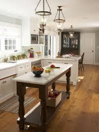 narrow kitchen design with island long narrow kitchen island houzz