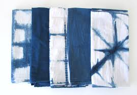 Kitchen Towel Craft Ideas Indigo Tea Towels Francois Et Moi