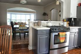 100 kitchen makeovers pictures tutorial painting fake wood