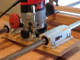 Fine Woodworking Magazine Router Reviews by Linear Bearings Make The Sled Very Accurate They Can Be Purchased
