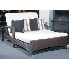 White Wicker Chaise Lounge Clearance Furniture Amazing Wicker Outdoor Double Chaise Lounge Furniture