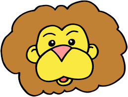 cartoon lion head free download clip art free clip art on
