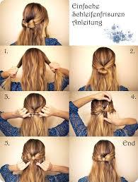 Festliche Frisuren Lange Haare Zum Selber Machen by Kreative Frisuren Lange Haare Selber Machen 2015 Schönheit