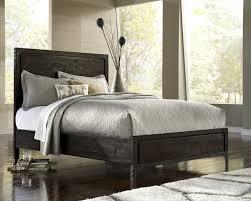 King Bedroom Set Restoration Hardware Tufted Black Or White Leather Modern Collection Including