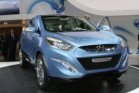 hyundai compact cars geneva 2009 hyundai ix onic concept images and video