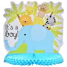baby shower centerpieces for boy bulk baby shower supplies at dollartree