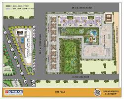 omaxe grand gomti nagar lucknow floor plan reviews