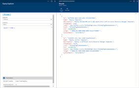 deploy a web app with a template azure cosmos db microsoft docs