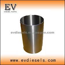 kubota v2203 cylinder liner v2203t v2203 di t for excavator oem