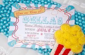 carnival birthday party kara s party ideas vintage carnival birthday party kara s party