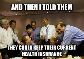 Obama Care Meme - 3 5 million have lost health coverage middle class hit with