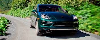 porsche dark green new for 2014 porsche cayenne turbo s tops 8 strong cayenne