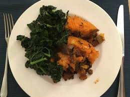 modern vegetarian kitchen lentil and sweet potato pie susannah u0027s kitchen