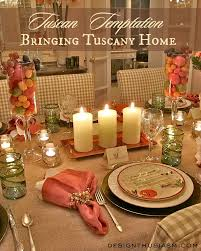 themed tablescapes simple tuscan tablescape ideas for an italian themed party