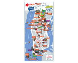 New York Manhattan Map Popular 201 List Map Of New York Tourist Attractions