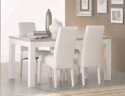 Meuble Salle A Manger Blanc Laque by