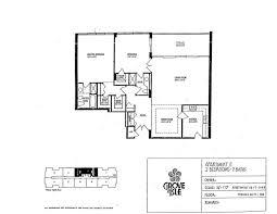 grove isle condos floor plans