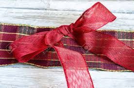 ribbon fabric ribbon fabric to decorate gifts stock photo picture and