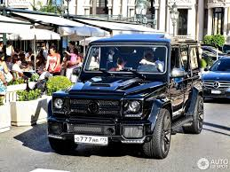 mercedes g class brabus mercedes benz brabus g 65 amg b65 670 8 march 2016 autogespot
