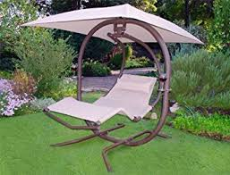 Swings For Patios With Canopy Amazon Com Sunset Swings 421l Two Person Lounge Swing Porch