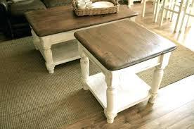 farmhouse end table plans farmhouse coffee table plans white rustic janellealex com