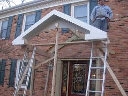 front porch roof framing u2014 bistrodre porch and landscape ideas