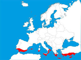 where is the warmest place in europe tourist maker