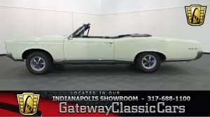 1967 pontiac gto 96763 miles montego cream convertible 400 cid v8