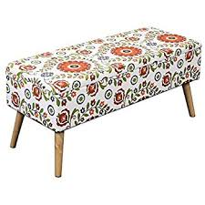 Ottoman Storage Bench Amazon Com Otto U0026 Ben 30 In Easy Lift Top Upholstered Ottoman