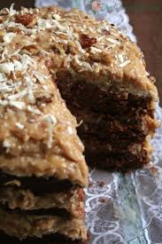 traditional german chocolate cake recipe coconut pecan