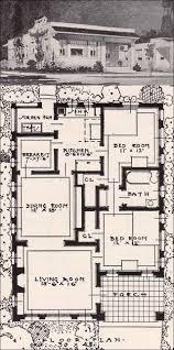 home design vintage bungalow house plans open plan spanish revival