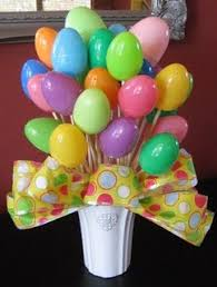 Balloon Decorations For Easter by Easter Centerpiece All Occasion Centerpieces Pinterest