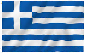Greek Flag Background Amazon Com Jointed Column Pull Down Cutout Party Accessory 1