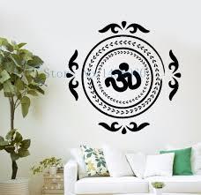 Wall Decals Mandala Ornament Indian by Online Get Cheap 3d Buddha Wall Mural Aliexpress Com Alibaba Group