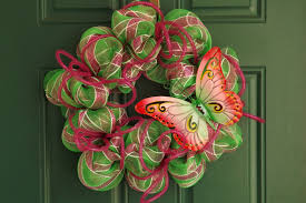 new orleans crafts by design spring summer wreaths