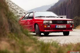 first audi quattro special report audi land of quattro alpen tour 2013 gtspirit
