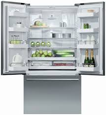 Counter Depth Stainless Steel Refrigerator French Door - fisher u0026 paykel rf201adx5 36 inch counter depth french door