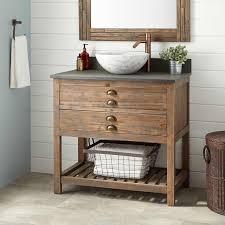 Best  Vessel Sink Vanity Ideas On Pinterest Small Vessel - Bathroom vanity for vessel sink