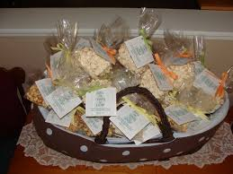 photo baby shower party favors image