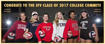 College National Letter Of Intent Synergyforce 2017 Athletes Sign National Letters Of Intent To Play