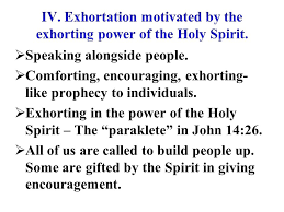 Prophecy Is For Edification Exhortation And Comfort The 24 Gifts Of The Holy Spirit For 1 Winning The Lost 2