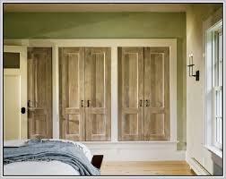 Rustic Closet Doors Doors Inspiring Custom Closet Doors Custom Bifold Closet Doors