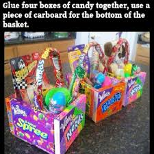 diy easter basket ideas easter diy unique and creative diy easter ideas for the whole